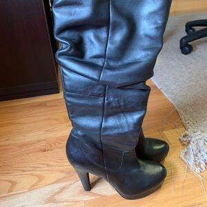 Jessica Simpson Anne Knee High Boots